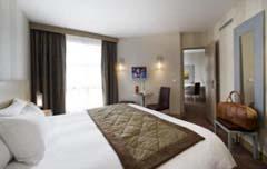Honeymoon Mercure Paris Gobelins Hotel huwelijksreis