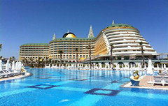 Honeymoon Hotel Delphin Imperial Antalya