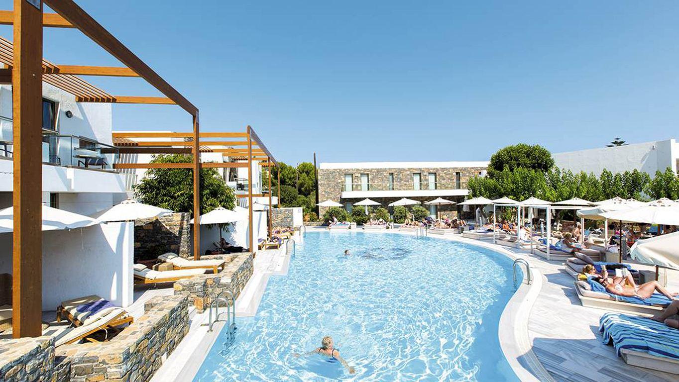 Hotel The Island Kreta Griekenland vakantie