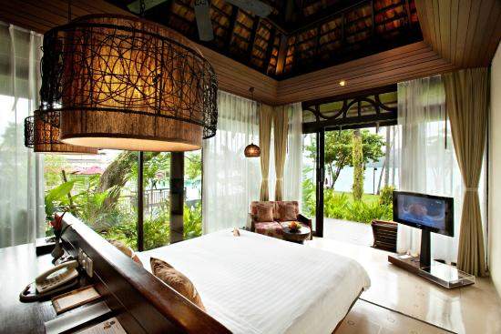 Kamers van the vijitt resort phuket