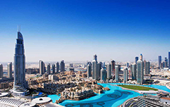 Luxe Dubai aanbieding