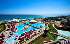 Luxe RIU resort in Turkije
