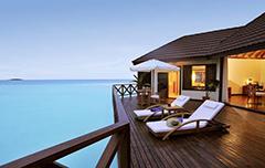 Meest luxe resort op de Malediven