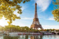 Frankrijk vakantie reisinformatie Eiffeltoren