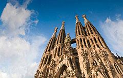 De Sagrada Familia bezienswaardigheden Barcelona