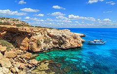De kust van de Canarische Eilanden Spanje
