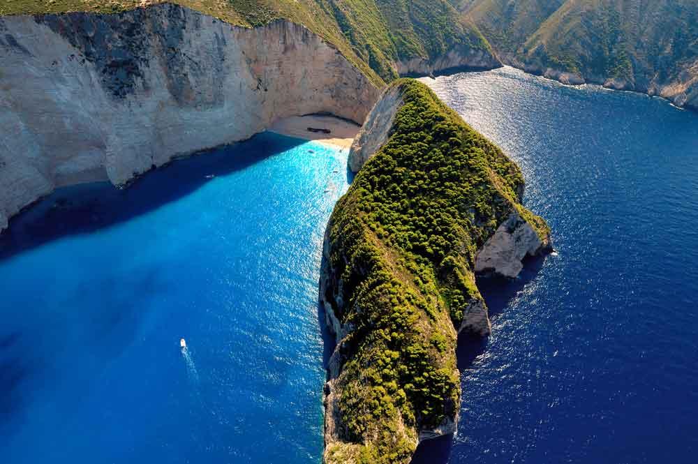 griekenland-zakynthos-baai-van-bovenaf