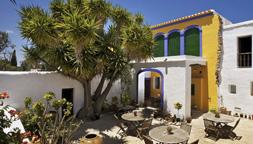 Luxe hotel Eliza was here Ibiza